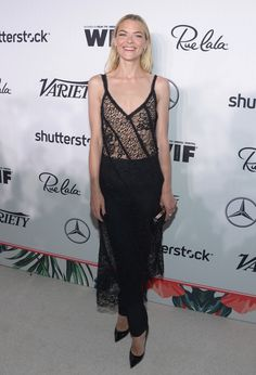 Actress Jaime King attends Variety and Women in Film's Pre-Emmy Celebration at Gracias Madre.
