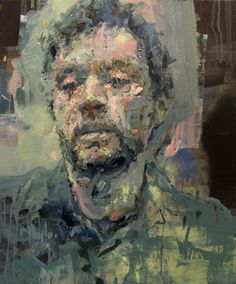 National Self Portrait Collection - Cian McLoughlin Abstract Portrait Painting, Portrait Art, Figure Painting, Maggi Hambling, Figurative Kunst, Virtual Art, Art Of Man, Portraits, Painting Inspiration