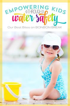 Water Safety for Kids {Printable} by Our Best Bites