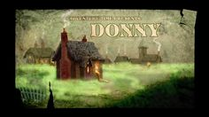 Adventure Time backgrounds in Donny