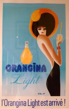 Orangina Light!