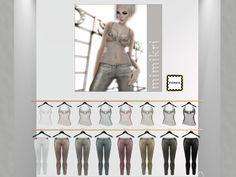 MIMIKRI - top/pants/fatpack, 150L each/1,800