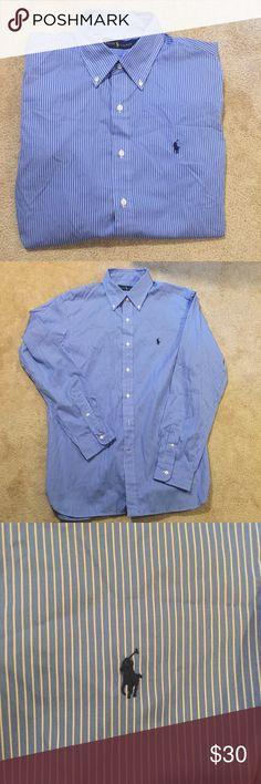 P P Polo by Ralph Lauren Shirts Casual Button Down Shirts