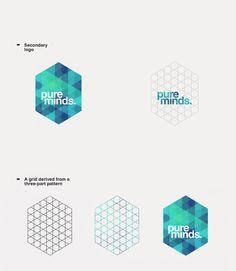 Pure Minds by Fabian De Lange, via Behance