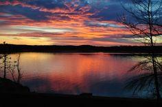 Lake Ouachita...some places are just magical