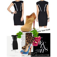 """cheap evening dresses nyc"" by eric-larson on Polyvore"