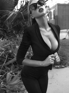 Charlotte McKinney by Tony Duran #sunglasses #shades