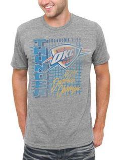 NBA Oklahoma City Thunder Triblend T-Shirt