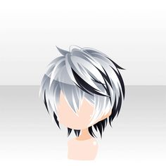 83 Best Messy Short Hairstyle Images Haircut Parts Manga Hair