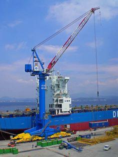 Liebherr Dockyard Cranes