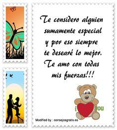 tarjetas con dedicatorias de amor para mi enamorada,buscar imàgenes con poemas de amor para mi enamorada: http://www.consejosgratis.es/mensajes-de-amor-para-mi-novio/