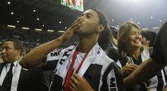 Atlético Mineiro le ganó a Olimpia por penales y es campeón de la Libertadores (Foto: AP).
