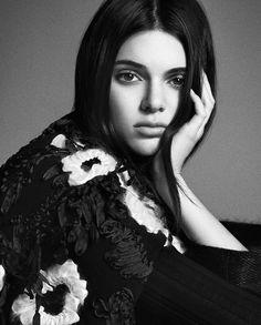 Kendall Jenner by Iango Henzi + Luigi Murenu for Vogue Japan November 2015