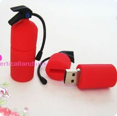 pen drive extintor