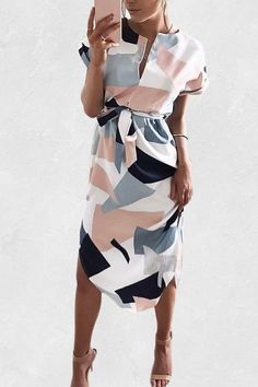online shopping for Best Dress Bestdress Women s Cute Strappy Color Block  Geometric Print Casual Summer Dress from top store. See new offer for Best  Dress ... c1a584bd2d7