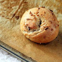 Wheat Bagels - Onion, Poppy seed. vegan