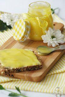Lemon Curd Design by Back Bienchen