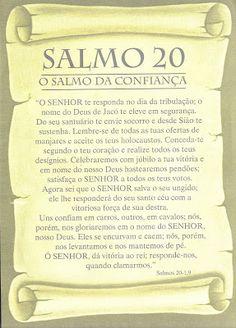 Maysa Cartomante: O poder do Salmo 20