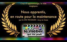 La vidéo de découverte des métiers de la maintenance automobile, par les élèves du CFA TECOMAH.  #disney #emploi #job #disneylandparis #jflmqmp #video #film