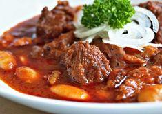 Recept : Rychlá svíčková | ReceptyOnLine.cz - kuchařka, recepty a inspirace Beef, Treats, Food, Fine Dining, Meat, Sweet Like Candy, Goodies, Ox, Ground Beef