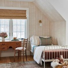 The First Home Tour to Kick Off 2020 (No Pressure! Rooms Home Decor, Cheap Home Decor, Bedroom Decor, Bedroom Nook, Accent Walls In Living Room, Amber Interiors, Little Girl Rooms, First Home, Small Living Rooms