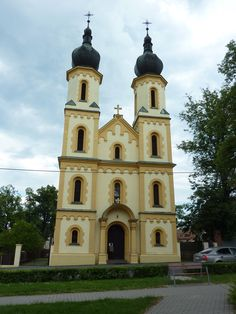 Bardejov - St Peter and Paul Catholic Church
