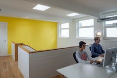 Acato Web Design Office by BBVH Architects