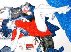 "by Hope Gangloff ""Something about this picture that I really like."" ~unknown"