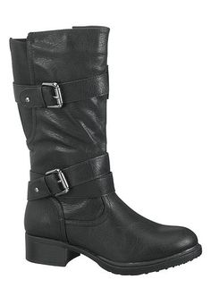 9c0e035fbac4b Cali double buckle mid boot (original price, $59) available at #Maurices  Kinds