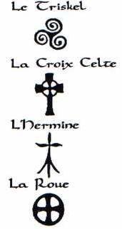 Les symboles bretons: