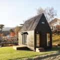 This tiny house in South Korea might be the perfect accommodation for those planning to attend the 2018 Olympic Winter Games.