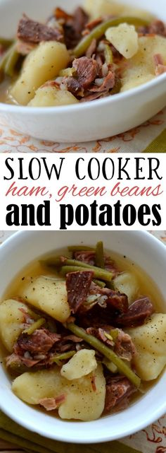 This is the ultimate slow cooker meal. Only 3 ingredients! It has a ton of flavor, and couldn't be easier.
