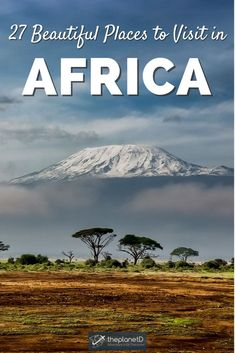 27 of the Greatest Places to Visit in Africa Places to Visit in. - Kedis - 27 of the Greatest Places to Visit in Africa Places to Visit in. 27 of the Greatest Places to Visit in Africa Places to Visit in Africa Beautiful Places To Visit, Cool Places To Visit, Places To Travel, Great Places, Africa Destinations, Bucket List Destinations, Travel Destinations, Holiday Destinations, Safari