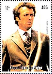 """Niger, 1999. Clint Eastwood as Lt. Harry Callahan in Dirty Harry: """"I know what you're thinking. Did he fire six shots or only five? Well, to tell you the truth, in all this excitement, I've kinda lost track myself. But being as this is a .44 Magnum, the most powerful handgun in the world, and would blow your head clean off, you've got to ask yourself one question: Do I feel lucky? Well, do ya punk?"""""""