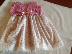 Our new born's dress !!