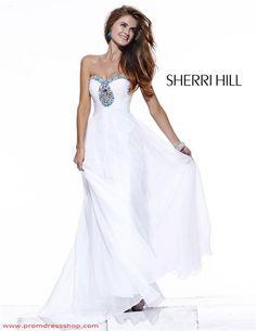 Sherri Hill 2845 at Prom Dress Shop