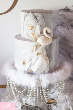 View the beautiful swan party created with our Swan Soiree products. A great way to get ideas for your very own swan party Ballerina Party, Ballerina Cakes, 30th Birthday Parties, Baby Birthday, Birthday Venues, Birthday Ideas, Geek Birthday, Birthday Cake, Lake Party