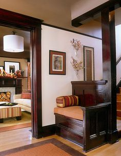 Craftsman Style Decorating Living Room Design Ideas Pictures Remodel And Decor