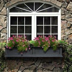 Mayne Fairfield Window BOX Planter 5ft Black 5824 B   eBay