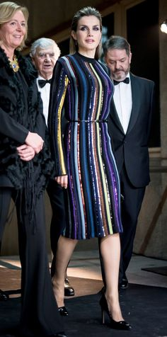 Read on to see Queen Letizia's most awe-inspiring fashion looks.