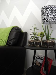 Bedroom? Chevron!