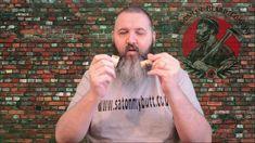 Review of Woodsman Beard Co Cedar & Lime Beard oil & Balm  #beard #beards #bearded #oil #beardoil #balm #beardbalm #review #reviews #beardcare #productreview #natural #Vegan