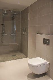 Bilderesultat for bad 7 kvm Old Bathrooms, Dream Bathrooms, Beautiful Bathrooms, Beige Bathroom, Modern Bathroom, Indian Bathroom, Apartment Renovation, Modern Shower, Bathroom Interior Design