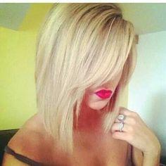 I like the bangs