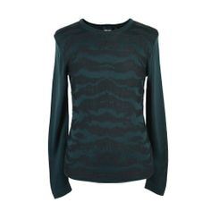 Just Cavalli Green Wool Crewneck Sweater US M EU 50 Just Cavalli,http://www.amazon.com/dp/B00IP0RGFY/ref=cm_sw_r_pi_dp_DTEqtb1JSQW9TYB3