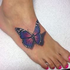 More than 20 Exceptional Tips and hints For Tattoos Skull, Mom Tattoos, Cute Tattoos, Body Art Tattoos, Sleeve Tattoos, Small Tattoos, Flower Tattoos, Tattos, Realistic Butterfly Tattoo