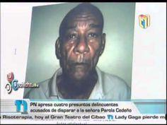 La Policía Nacional apresó a tres hombres acusados de atacar a tiros a una mujer el … Paola Cedeño Corporán, de 44 años,#video
