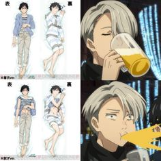 Same, victor. Same. | yuri on ice | Tumblr