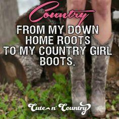 Counrty Girl's life