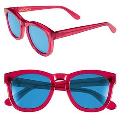 915d445b236 Wildfox  Classic Fox - Deluxe  50mm Sunglasses